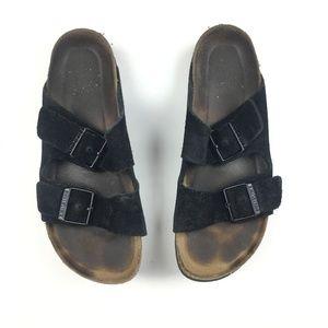 Birkenstock Arizona Black Sandal